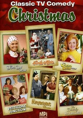 Classic TV Comedy: Christmas [New DVD]