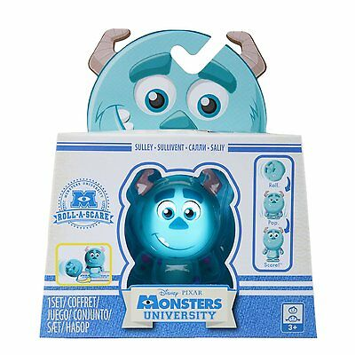 Monsters University Roll a Scare Monster Sulley  NEW