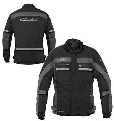 Alpinestars Long Range 2 Drystar Jacket Black S/Small