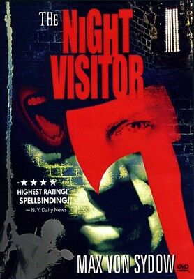 The Night Visitor [New DVD] Dolby