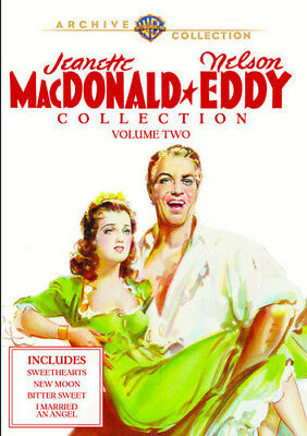 Jeanette Macdonald & Nelson Eddy Collection 2 DVD