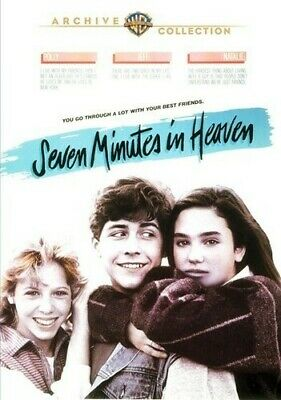 Seven Minutes in Heaven [New DVD] Manufactured On Demand, Widescreen