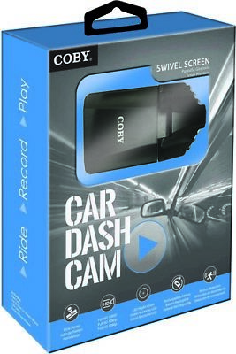 Coby DCS-404 Car Dash Cam / Full HD And DVR