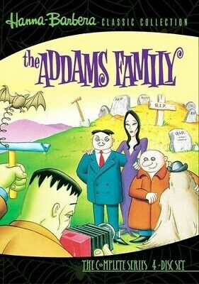 Hanna-Barbera Classic Collection: The Addams DVD Region ALL DVD-R