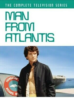 Man from Atlantis: The Complete Television S DVD Region ALL DVD-R