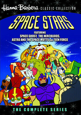 Space Stars: The Complete Series [New DVD] Manufactured On Demand, Full Frame,
