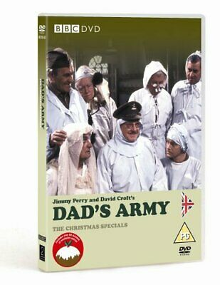 Dad's Army - The Christmas Specials [DVD] - DVD  CUVG The Cheap Fast Free Post