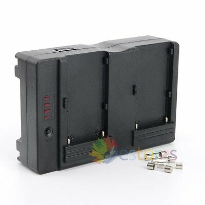 V-Lock Battery Plate Converter to Sony NP-F550/570/750/760/770/960/970 Battery