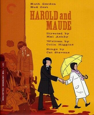 Harold And Maude (Criterion Collection) [New Blu-ray] Widescreen