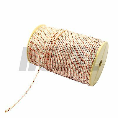 100M Starter Rope Pull Cord For Stihl 017 018 021 023 025 Ms190 Ms171 Ms200T 4Mm
