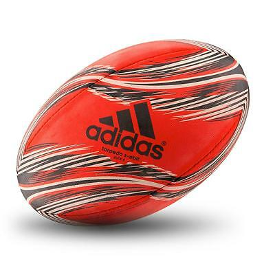 Adidas Torpedo X-Ebition Training Rugby Ball Red Size 5