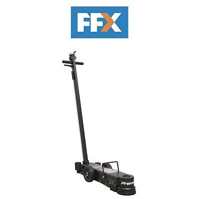 Sealey YAJ15-30LE Air Operated Jack 30tonne Telescopic - Long Reach Low Entry