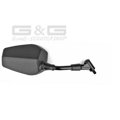 Mirror right for CPI ATU Generic TGB Keeway Kymco China Scooter