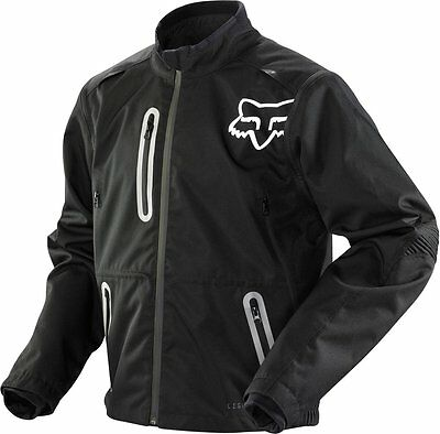 Fox Racing Mens Legion Jacket 2014 X-Large Black