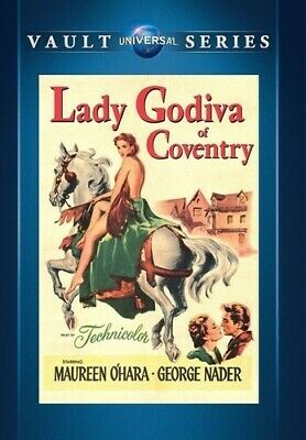 Lady Godiva of Coventry [New DVD] Manufactured On Demand, NTSC Format