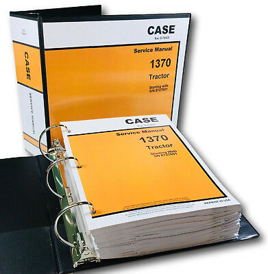 case tf300 trencher repair shop service manual book overhaul ditcher rh picclick com Best Case for TF300 Trencher Problems