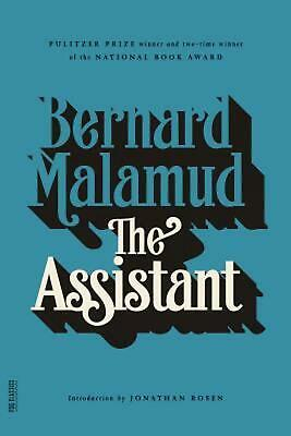 The Assistant by Bernard Malamud (English) Paperback Book Free Shipping!
