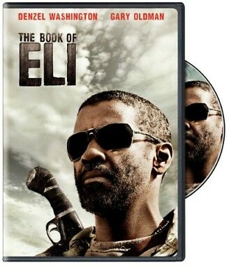 The Book of Eli [New DVD] Ac-3/Dolby Digital, Dolby, Dubbed, Eco Amaray Case,
