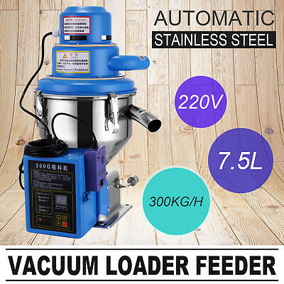 New 300G Automatic Material Feeding Machine Vacuum Feeder Auto Loader 220V