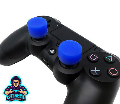 ExtremeGripPro® Analog Thumb Stick Cover Grip Caps Extenders for PS4 Controller