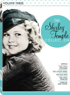 The Shirley Temple Collection: Volume 3 [New DVD] Boxed Set, Full Frame, Mono