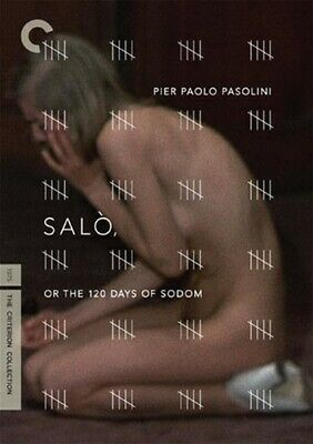Salo, Or The 120 Days of Sodom (Criterion Collection) [New DVD] Restored, Spec