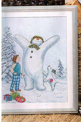 Raymond Briggs The Snowman And The Snowdog Snow Much Fun !  Chart Only