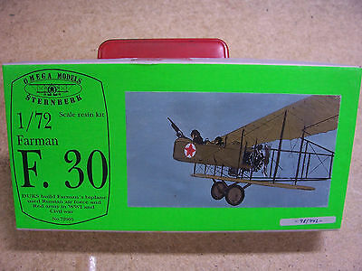 Omega Models 72005 - Farman F.30 - 1:72  NEU OVP