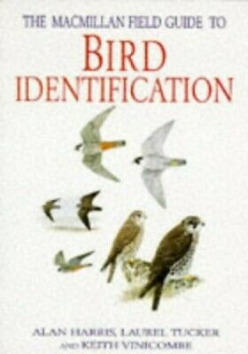The Macmillan Field Guide to Bird Identification by etc. Paperback Book The