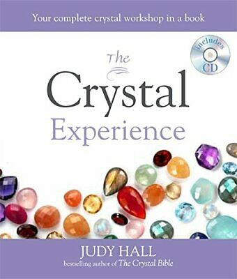 The Crystal Experience (Godsfield Experience) by Hall, Judy Book The Cheap Fast