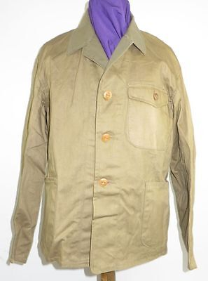 WWII Japanese Army Enlisted Two-Tone Shirt