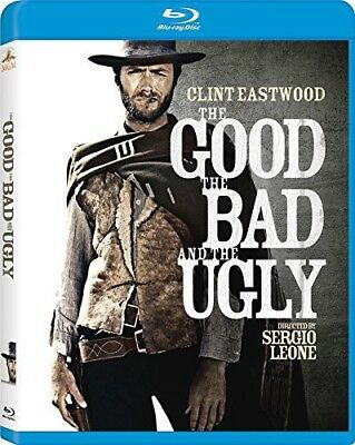 The Good, the Bad and the Ugly [New Blu-ray] Rmst, Subtitled, Widescreen, Ac-3