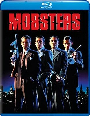 Mobsters [New Blu-ray] Snap Case