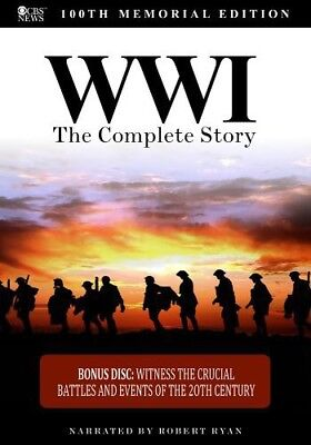WWI: The Complete Story 100th Memorial Edition [New DVD] Boxed Set