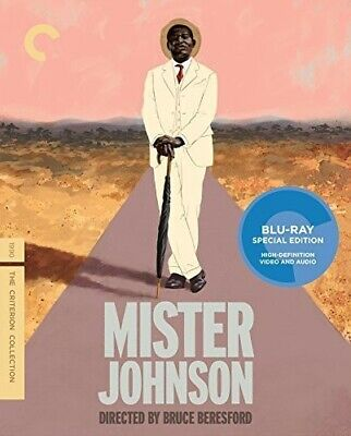 Mister Johnson (Criterion Collection) [New Blu-ray] Subtitled, Widescreen