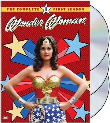 Wonder Woman: The Complete First Season [New DVD] Boxed Set, Full Frame, Repac