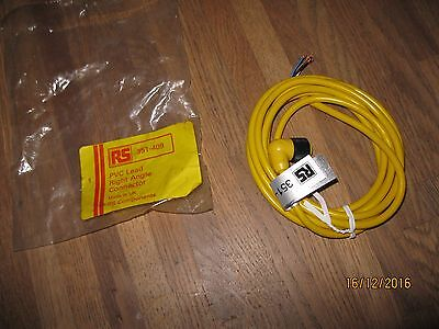 Brad Harrison RS 351-409 plug in Connector 2 meter NEU