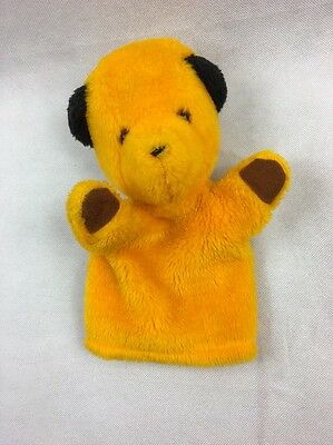VINTAGE SOOTY GLOVE HAND PUPPET HAPPY CHILD TOYS YORKSHIRE EARLY 1970s CORBETT