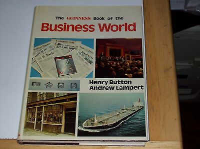 The Guinness Book Of The Business World, 1976, 256P, Hb