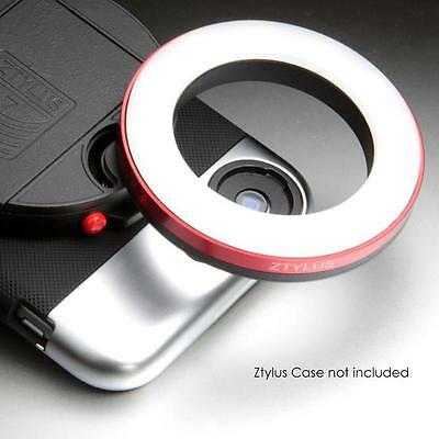 Stylus RV-L1 LED Smartphone Ring Light Attachment for iPhone case ZIP-5 6 Plus