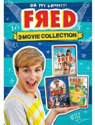 Fred: 3-Movie Collection [New DVD] Boxed Set, Dolby, Subtitled, Widescreen, Ac