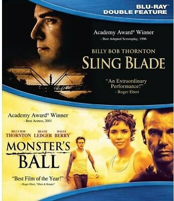 Sling Blade / Monsters Ball [New Blu-ray] Dolby, Digital Theater System, Subti