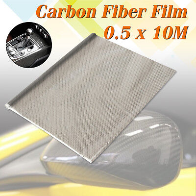 500mm*10M Hydrodipping Dipping Film Carbon Fiber Water Transfer Printing Film