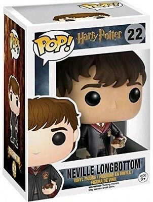 Harry Potter - Neville Longbottom Funko Pop! Movies Toy