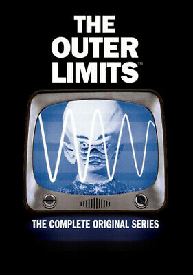Outer Limits: Complete Collection [New DVD] Australia - Import