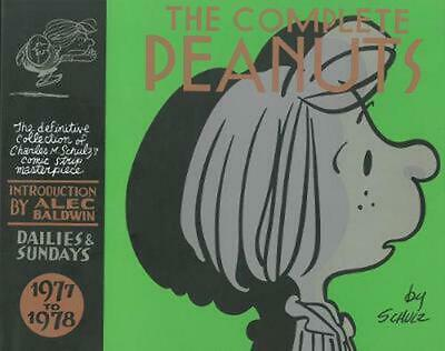 The Complete Peanuts, 1977 to 1978: 1977-1978 The by Charles M. Schulz (English)