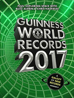 Guinness World Records 2017 by Guinness World Records Book The Cheap Fast Free