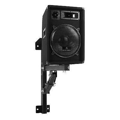 Soporte Pared Altavoces Pa Hifi Sujeccion Mural Ajustable Altavoz Speaker Stand