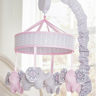 Wendy Bellissimo Elodie Motorized Crib Mobile