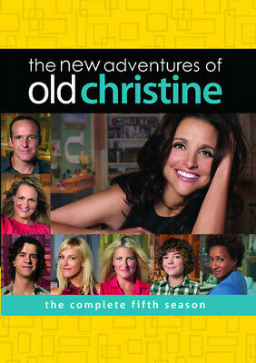 The New Adventures of Old Christine: The Complete Fifth Season [New DVD] Manuf